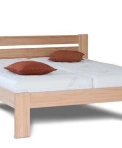 Lucie 1 - postel z masivu