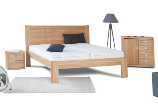BELINDA – postel z masivu