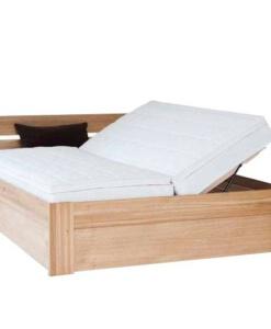 LUCIE 2 - postel s úložným prostorem