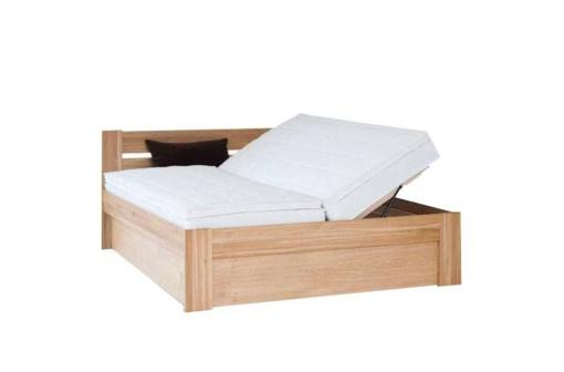 LUCIE 2 – postel s úložným prostorem