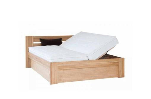 lucie – postel s úložným prostorem