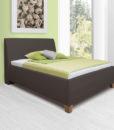 Noemi II – čalouněná postel s úložným prostorem