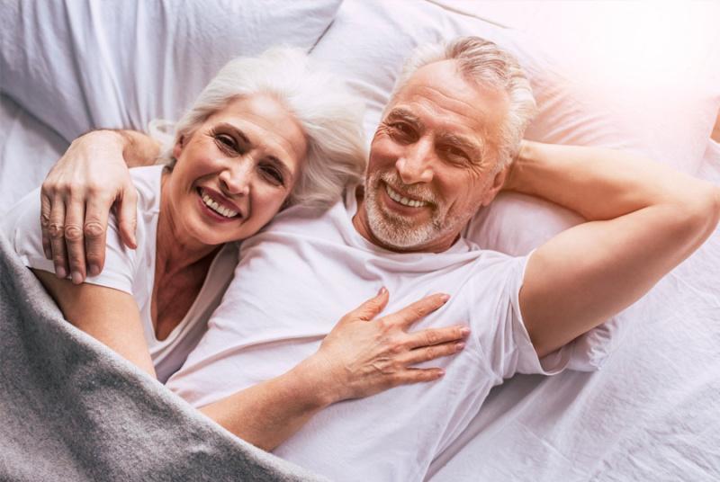 Senioři a spánek