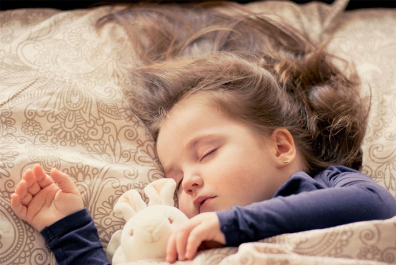 zdravy spanek u deti